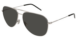Saint Laurent CLASSIC 11 027 SMOKESILVER