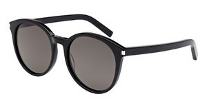 Saint Laurent CLASSIC 6 002 SMOKEBLACK