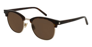 Saint Laurent SL 108 006 BROWNAVANA