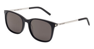 Saint Laurent SL 111 001 SMOKEBLACK