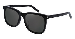 Saint Laurent SL 116/K 001 SMOKEBLACK
