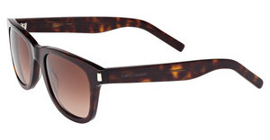 Saint Laurent SL 51 004 BROWNAVANA