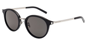 Saint Laurent SL 57 002 SMOKEBLACK