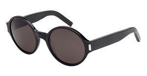 Saint Laurent SL 63 001 SMOKEBLACK