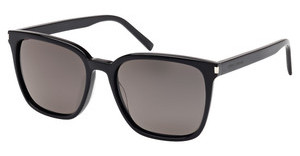 Saint Laurent SL 93 001 SMOKEBLACK