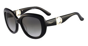 Salvatore Ferragamo SF727S 001 BLACK
