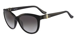 Salvatore Ferragamo SF760S 001 BLACK