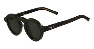 Salvatore Ferragamo SF812S 300 DARK GREEN