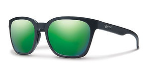 Smith FOUNDER DL5/AD GREEN SPMTT BLACK