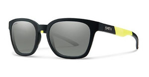 Smith FOUNDER SLIM PGC/XB SIL SP CPBLACK YEL