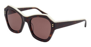 Stella McCartney SC0022S 004 BROWNAVANA