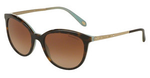 Tiffany TF4117B 81343B BROWN GRADIENTHAVANA/BLUE