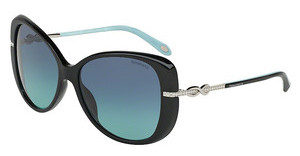 Tiffany TF4126B 80559S BLUE GRADIENTBLACK