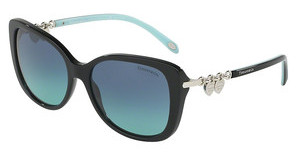 Tiffany TF4129 80014U POLAR AZURE GRAD DARK BLUEBLACK