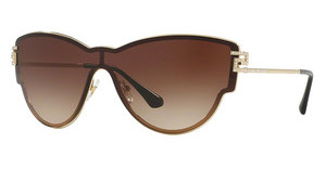 Versace VE2172B 125213 BROWN GARDIENTPALE GOLD