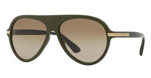 Versace VE4321 518213 BROWN GRADIENTMATTE GREEN