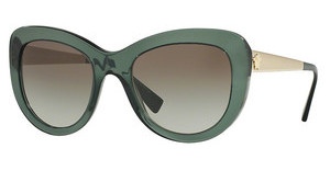 Versace VE4325 52118E GREEN GRADIENTTRANSPARENT GREEN