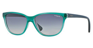 Vogue VO2729S 218911 GREY GRADIENTTOP TURQUOISE/TR DEMI SHINY