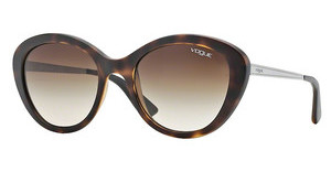 Vogue VO2870S W65613 brown gradienthavana