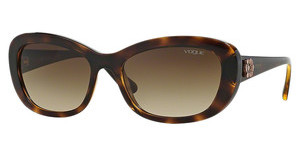 Vogue VO2972S W65613 BROWN GRADIENTDARK HAVANA