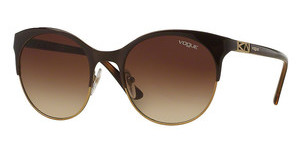 Vogue VO4006S 997/13 BROWN GRADIENTBROWN/PALE GOLD