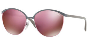 Vogue VO4010S 50525R DARK BROWN MIRROR PINKPASTEL GREY