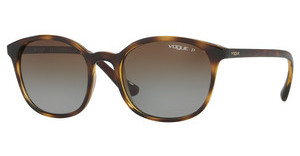 Vogue VO5051S W656T5 POLAR BROWN GRADIENTDARK HAVANA