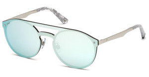 Web Eyewear WE0182 18C grau verspiegeltrhodium glanz