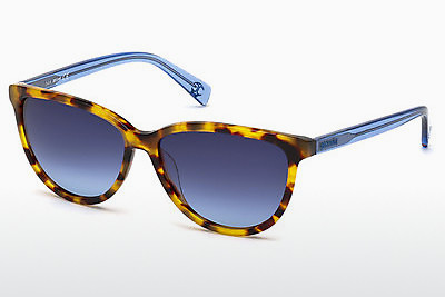 Óculos de marca Just Cavalli JC670S 53W - Havanna, Yellow, Blond, Brown