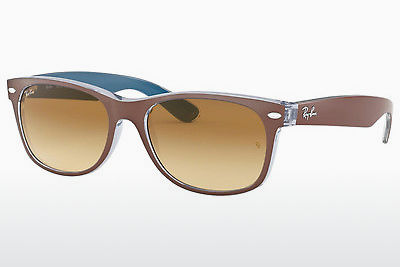 Óculos de marca Ray-Ban NEW WAYFARER (RB2132 618985) - Castanho, Chocolate