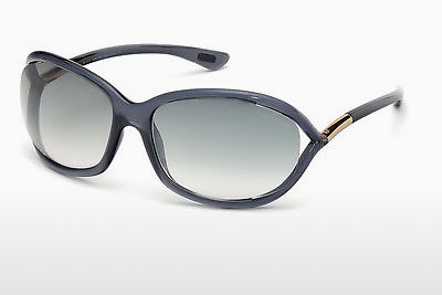 Óculos de marca Tom Ford Jennifer (FT0008 0B5) - Cinzento