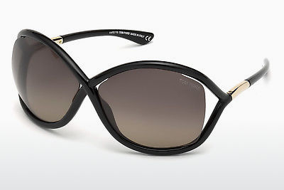 Óculos de marca Tom Ford Whitney (FT0009 01D) - Preto
