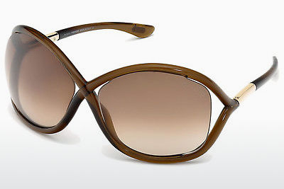 Óculos de marca Tom Ford Whitney (FT0009 692) - Castanho