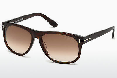 Óculos de marca Tom Ford Olivier (FT0236 50P) - Castanho, Dark