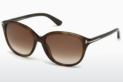 Óculos de marca Tom Ford Karmen (FT0329 50P) - Castanho, Dark