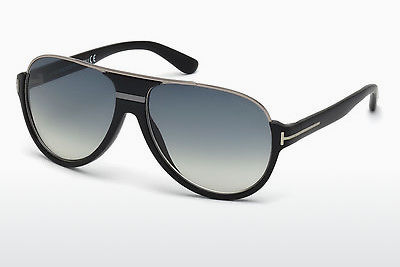 Óculos de marca Tom Ford Dimitry (FT0334 02W) - Preto, Matt