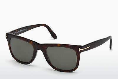 Óculos de marca Tom Ford Leo (FT0336 56R) - Havanna