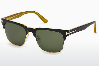 Óculos de marca Tom Ford Louis (FT0386 05N) - Preto