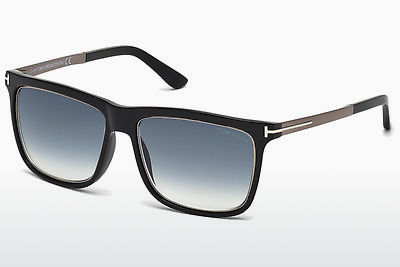 Óculos de marca Tom Ford Karlie (FT0392 02W) - Preto, Matt