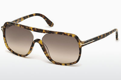 Óculos de marca Tom Ford Robert (FT0442 53F) - Havanna, Yellow, Blond, Brown