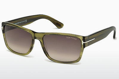 Óculos de marca Tom Ford Mason (FT0445 95K) - Verde, Bright