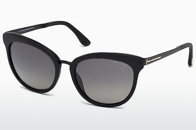 Óculos de marca Tom Ford FT0461 02D - Preto, Matt