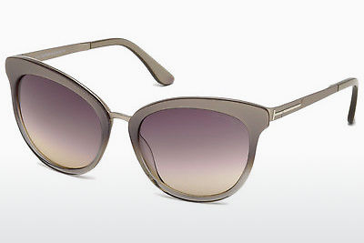 Óculos de marca Tom Ford FT0461 59B - Corno, Beige, Brown