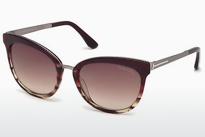 Óculos de marca Tom Ford FT0461 71F - Bordeaux, Bordeaux
