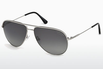 Óculos de marca Tom Ford FT0466 17D - Cinzento, Matt, Palladium