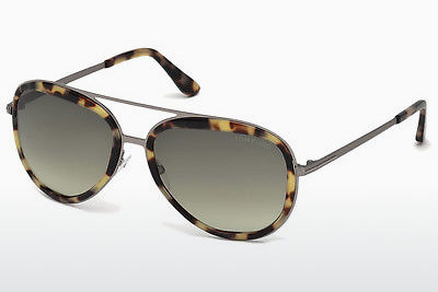 Óculos de marca Tom Ford FT0468 53P - Havanna, Yellow, Blond, Brown