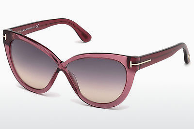 Óculos de marca Tom Ford Arabella (FT0511 69B) - Bordeaux, Shiny