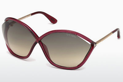 Óculos de marca Tom Ford Bella (FT0529 77B) - Rosa, Fuchsia