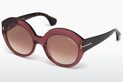 Óculos de marca Tom Ford Rachel (FT0533 71F) - Bordeaux