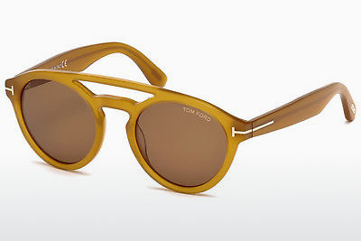 Óculos de marca Tom Ford Clint (FT0537 41E) - Amarelo